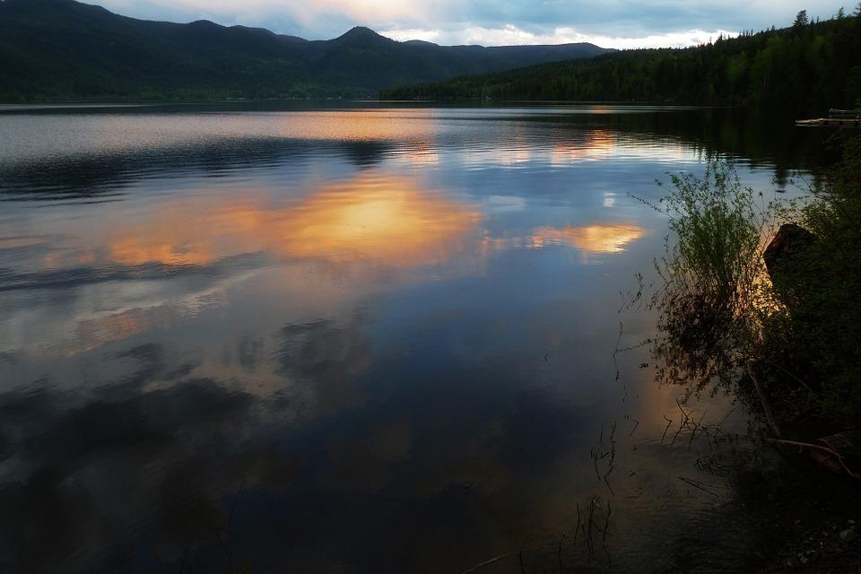 West Brohm Lake