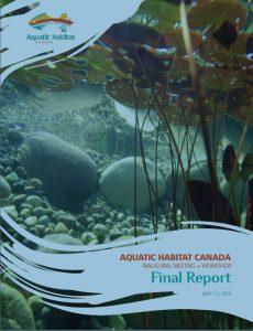 2019 Inaugural Meeting Report & Workshop